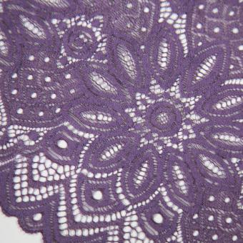 Nylon Elastic Lace Trim
