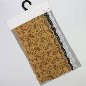 new stretch trim lace