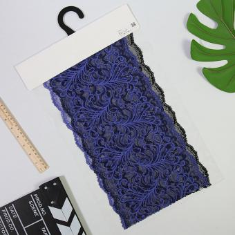 warp machine lace for bra